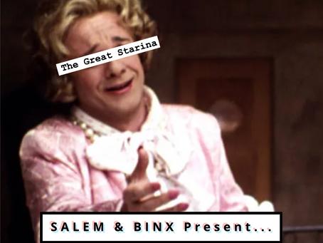 "Salem & Binx Present... Episode 18: ""The Birdcage"""