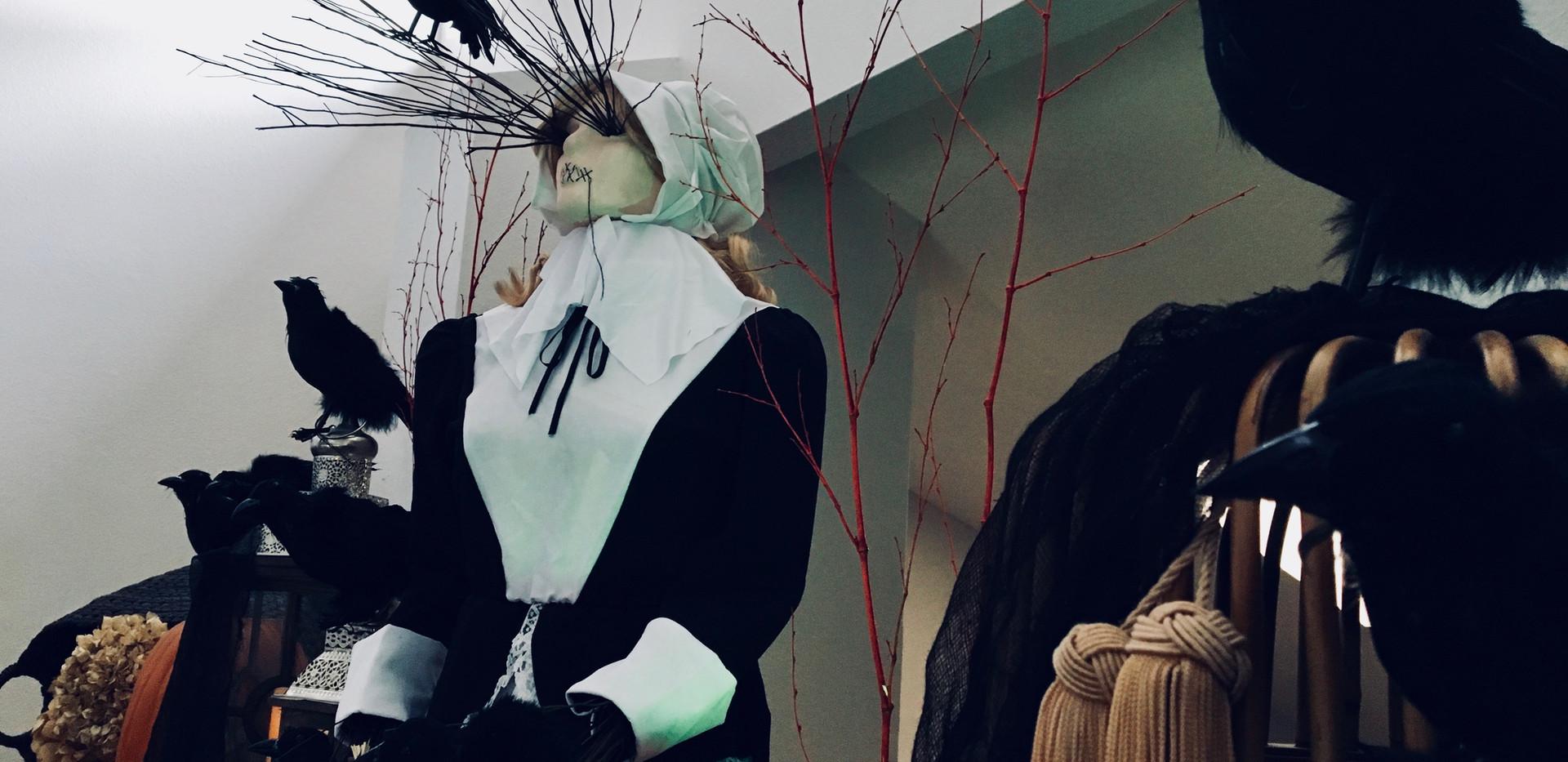 Puritan Gone Witch