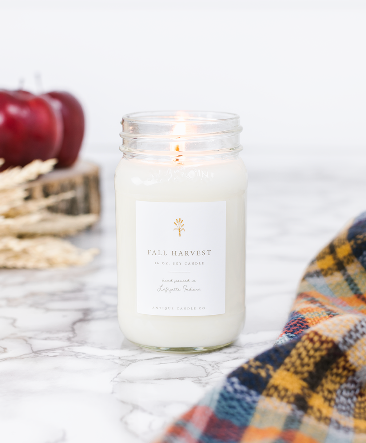 Fall Harvest - Antique Candle Co.