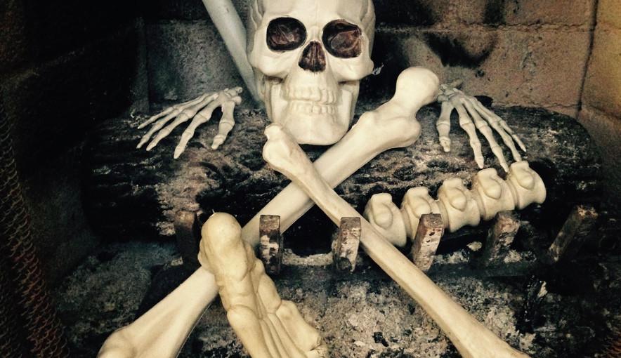 Bones on Fire