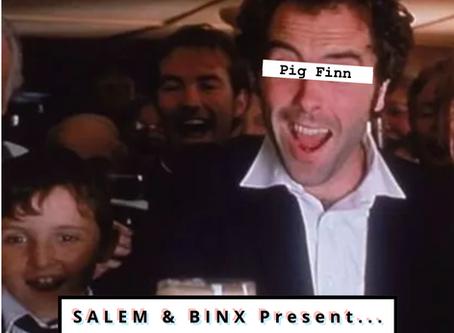 "Salem & Binx Present... Episode 14: ""Waking Ned Devine"""