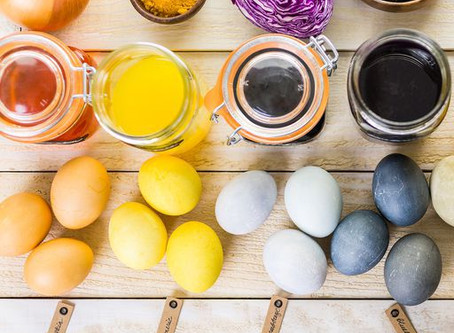 Easter Egg Decorating Ideas That Redefine Chic