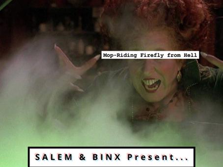 "Salem & Binx Present... Episode 9: ""Hocus Pocus"""
