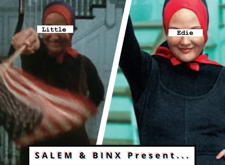"Salem & Binx Present... The First *Double Feature* Episode 17: ""Grey Gardens"" (1975, 2009)"