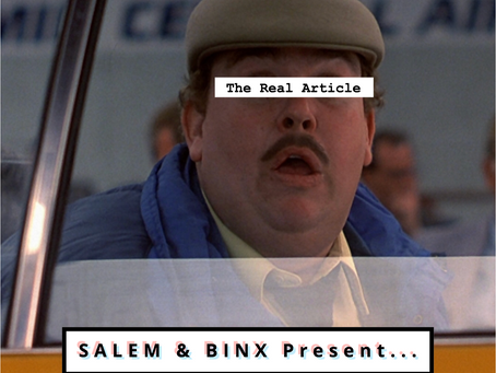 "Salem & Binx Present... Episode 10: ""Planes, Trains & Automobiles"""