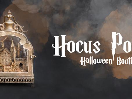 Hocus Pocus: Roger's Gardens® Halloween 2018