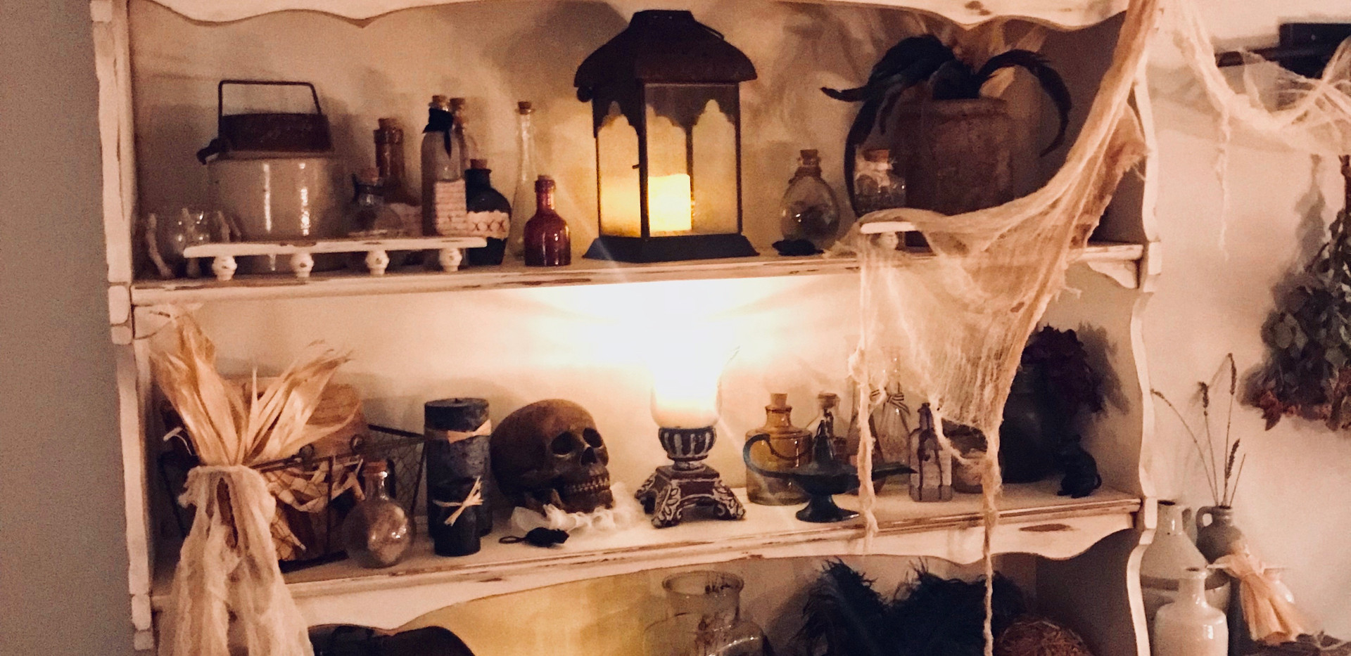 Witch's Cabinet