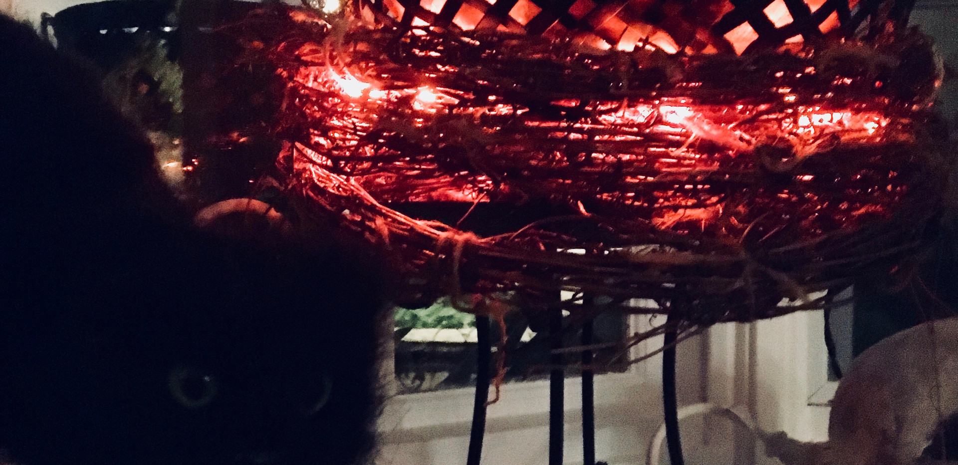 Indoor Cauldron