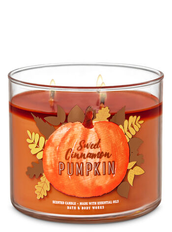 Sweet Cinnamon Pumpkin - Bath & Body Works®