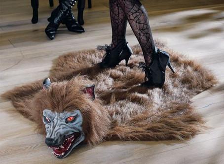 Sweep It Under The Werewolf...