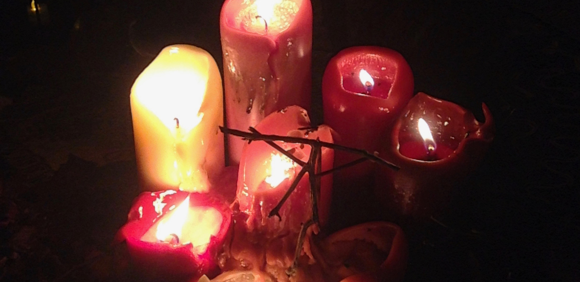 Witch's Candles