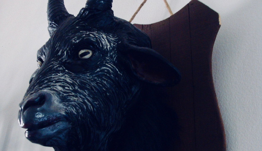 'Black Phillip' On the Wall