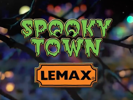 Spooky Town 2018: Michael's® Halloween Village by Lemax® is Back!