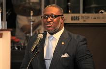 President, Rev. Larry Davidson, Jr.