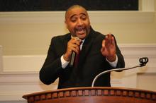 Rev. Michael Clayton Harris