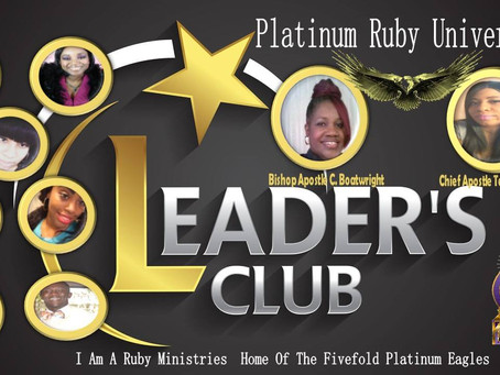 Our Royal Platinum Staff LeaderShifters!
