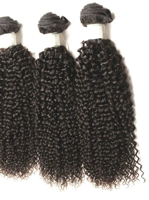 Platinum Ruby Brazilian Curly Bundles
