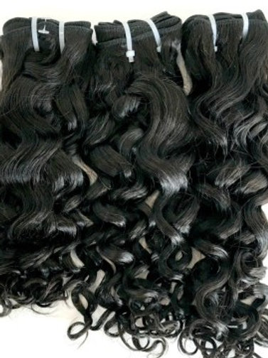 Platinum Ruby Spanish Wave Bundles and Closure