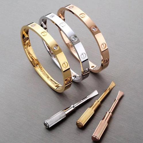 Love Screwdriver Bracelet