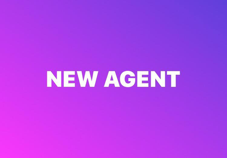 New Agent Consultation