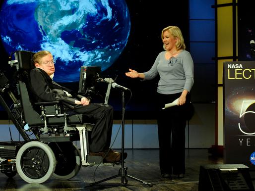 Amyotrofická laterální skleróza a Stephen Hawking