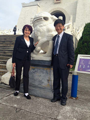 Delegace rady vlády na Tchaj-wan