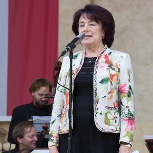 Vystoupení Komorního orchestru v rámci Kulturního léta v Senátu 2015