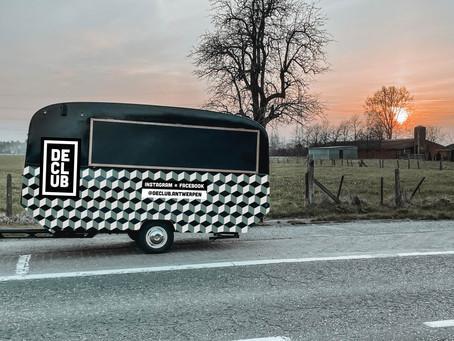 Zomerbar 'DEN BOCHT' x foodtruck 'DE CLUB'!