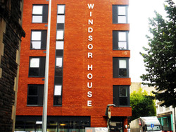 windsor house completed