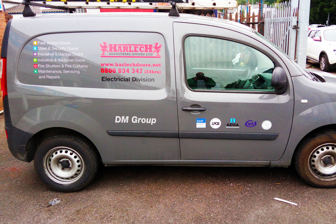 harlech electrical