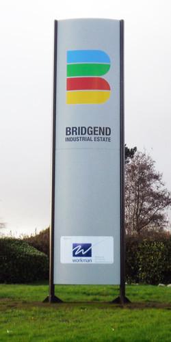 bridgend  6m totem