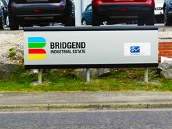 bridgend small sign