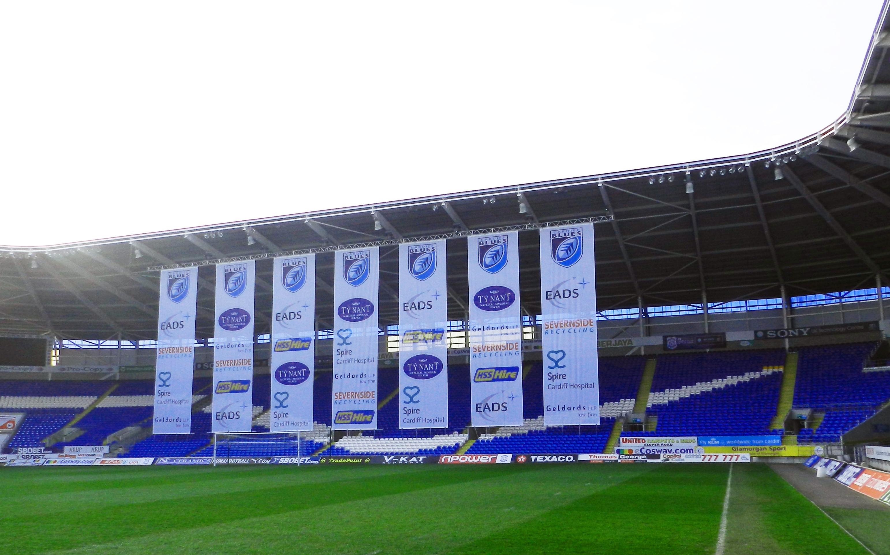 Stadium Banners 1