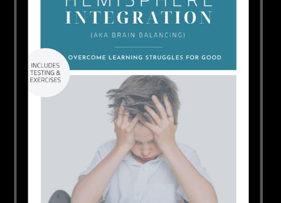 Brain Hemisphere Integration Ebook