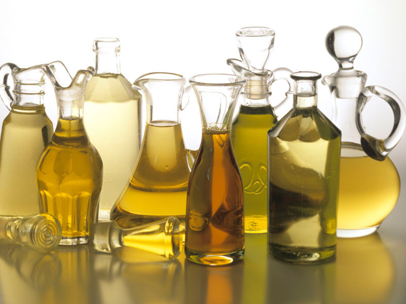 There are many different types of oils