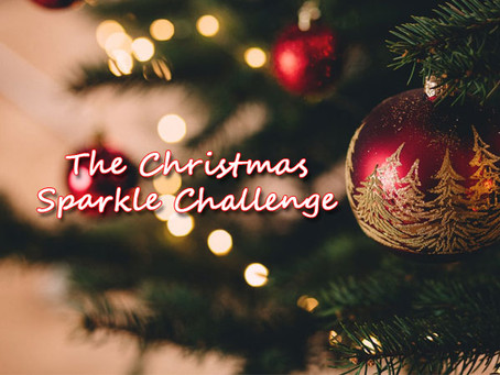 The Immense Value of my Christmas Sparkle Challenge