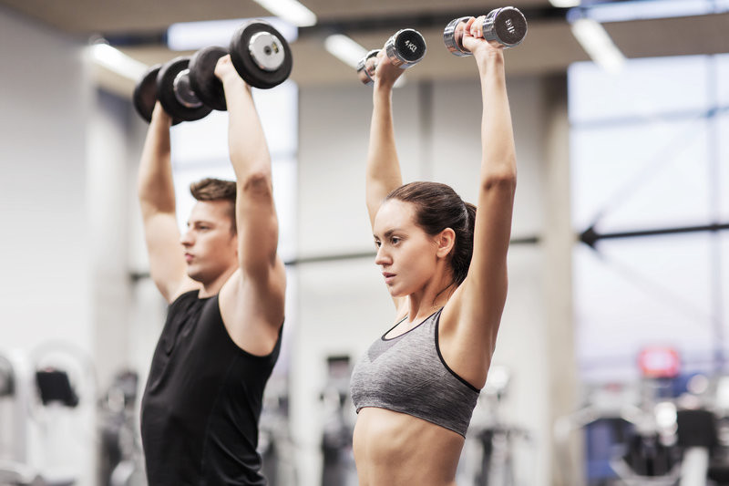 Personal Training to Stick to Your Resolutions