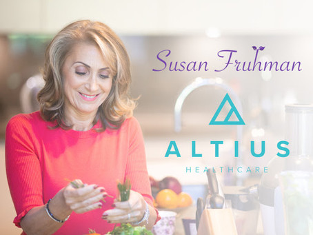 Altius: New Holistic Horizons, Introducing Nutrition