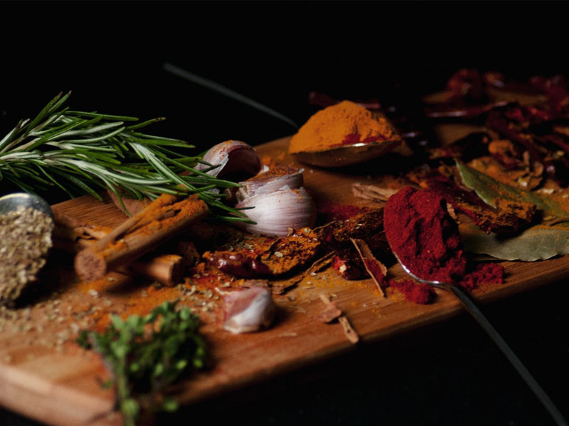 The health benefits of herbs and spices