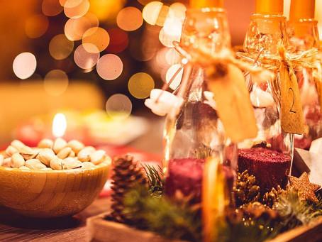 A Healthier Christmas List