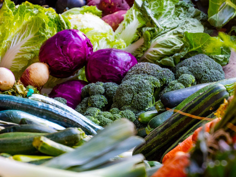 How many vegetables should I be eating?