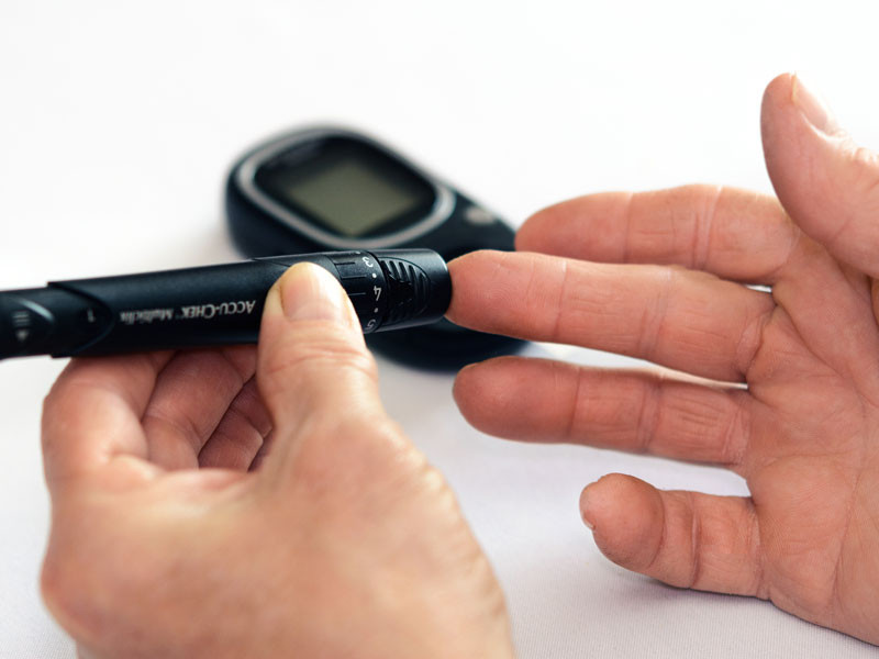 Nutritional therapy and diabetes management