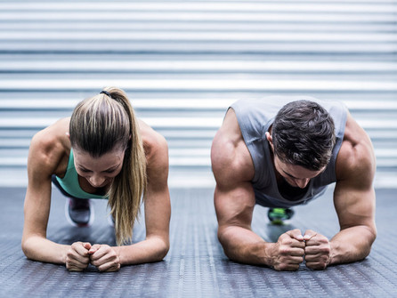 5 Reasons Why Couples who Train Together, Stay Together