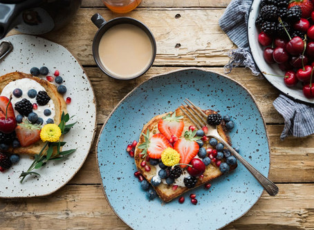 Better Breakfasts Bring a Balanced Lifestyle