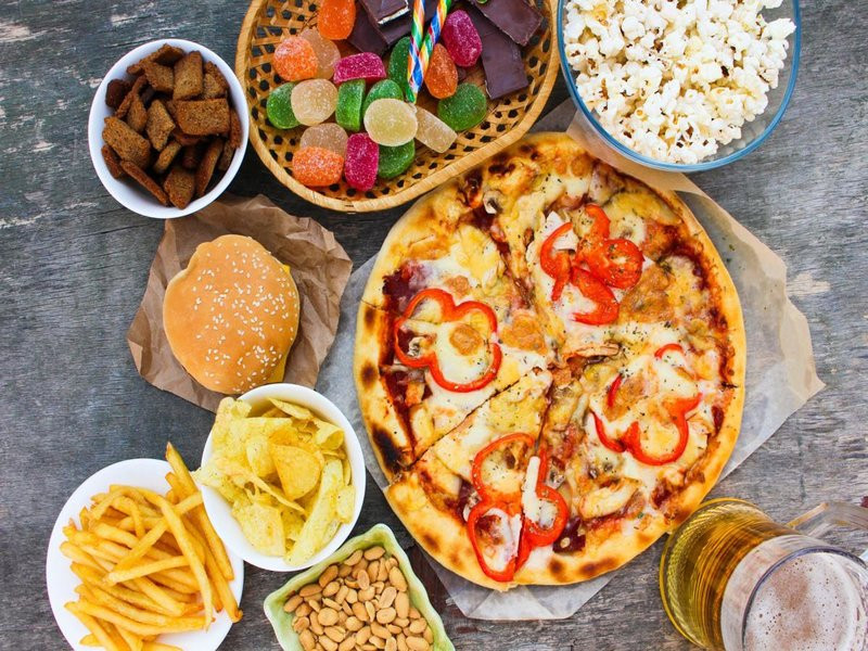 Beat binging and combat cravings for junk food