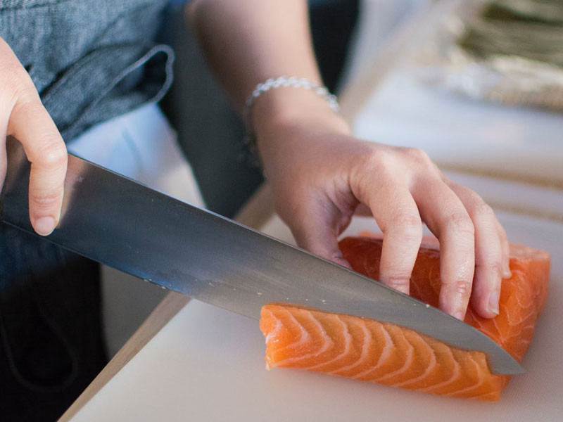Why wild caught salmon is healthier