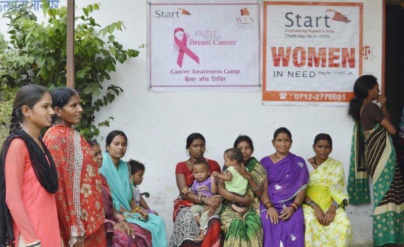 Cancer screening in India