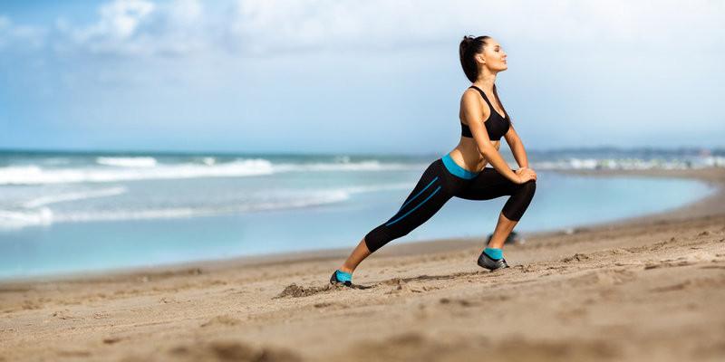summer fitness regime