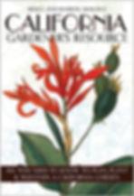california gardener handbook, garden resource, plant guide, garden guide, maintain plants, plant help, plant care