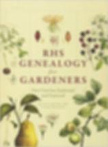plant family,RHS genealogy for gardeners, gardening book, gardeners, plant hep,